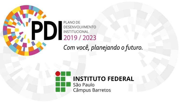 Audiência pública - Plano de Desenvolvimento Institucional