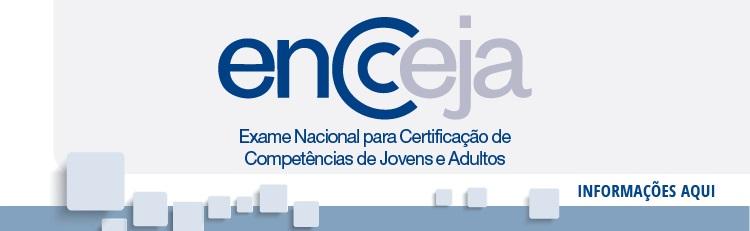 Certificação Encceja 2018